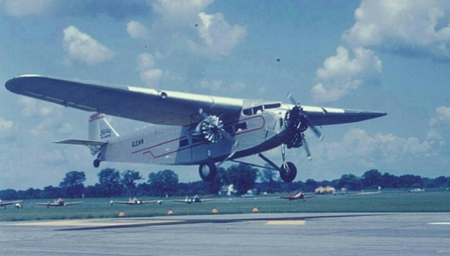 ford trimotor 5at
