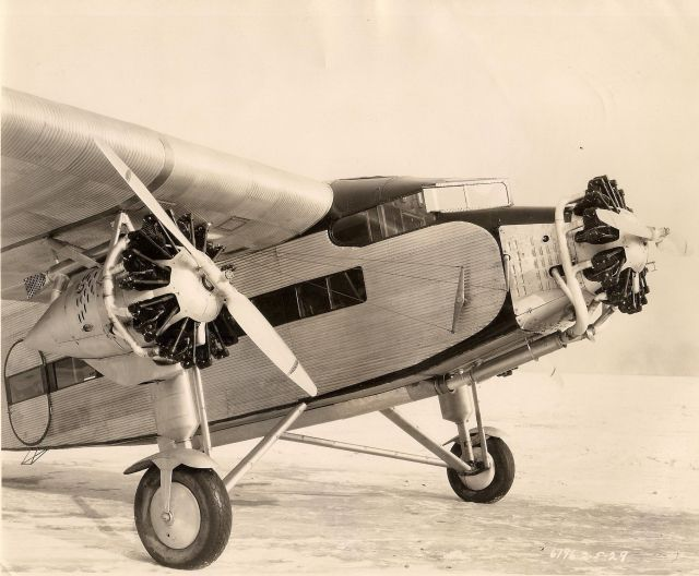ford trimotor 5at nc9663