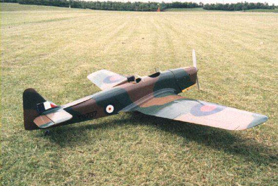 bowman models miles magister flying scale model aircraft