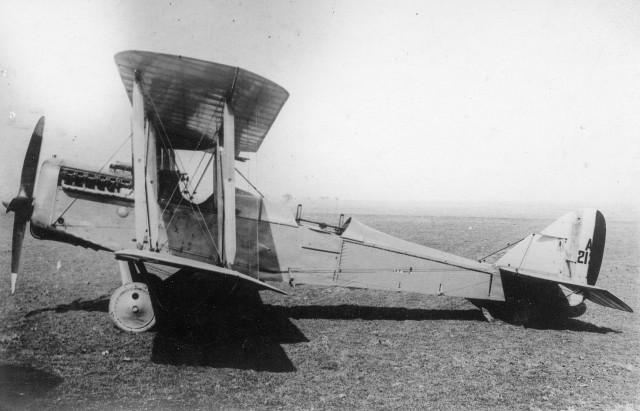 de havilland dh4