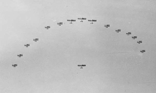 fairey flycatcher formation