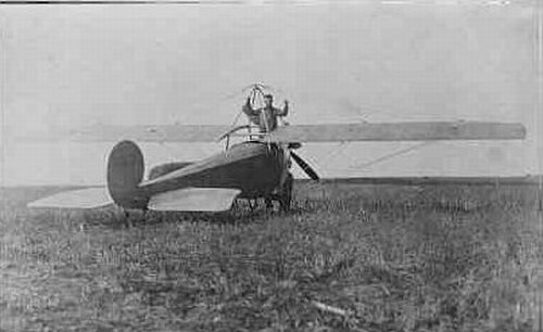 grinnell robinson scout 1915